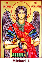 Archangel Michael icon 1