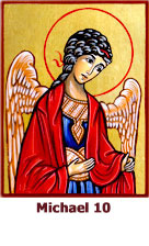 Archangel Michael icon 10