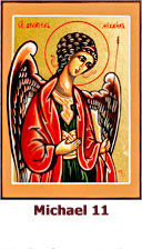 Archangel Michael icon 11