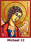 Archangel Michael icon 12