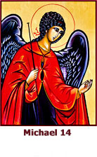 Archangel Michael icon 14