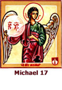 Archangel Michael icon 17