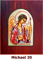 Archangel Michael icon 20