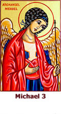 Archangel Michael icon 3