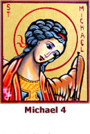 Archangel Michael icon 4
