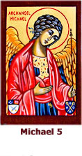 Archangel Michael icon 5