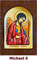 Archangel Michael icon 6