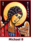 Archangel Michael icon 8