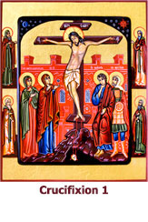 111. Crucifixion-icon-1