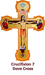 Crucifixion-Dove Cross-7
