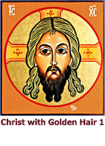 Christ-with-Golden-Hair 1