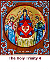 Holy-Trinity-Mystical Supper icon-4