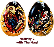 Nativity-icon-egg-with-Birth-of-Jesus-and-The-Magi-2