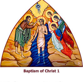 Baptism of Christ icon-1
