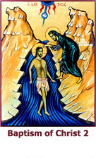 Baptism of Christ icon-2