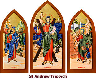 St-Andrew-Triptych