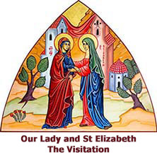 Our -Lady-and-St-Elizabeth, The-Visitation-icon