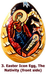 3.-Easter-Icon-Egg,-The-Nativity-(front-side)