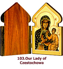 103. Our-Lady-Czestochowa-icon