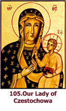 105. Our-Lady-Czestochowa-icon
