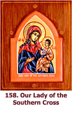 158. Our-Lady-of-Southern-the-Cross-icon