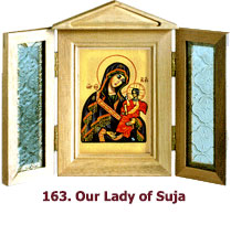 163. Our Lady of Suja icon