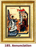 185. Annunciation-icon
