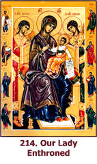 214. Our-Lady-Enthroned-icon