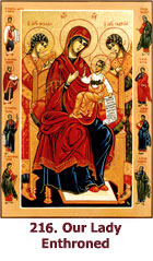 216. Our-Lady-Enthroned-icon