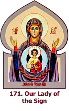 170. Our-Lady-Sign-icon