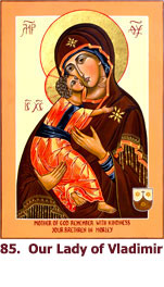 85. Our-Lady-of-Vladimir-icon