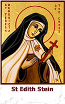 St-Edith-Stein-(Teresa-Benedicta-of-The-Cross)-icon