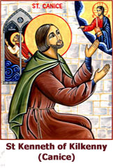 St-Kenneth-of-Kilkenny-(Canice)-icon