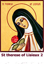 St-Therese-of-Lisieux-icon-2