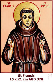 St-Francis-icon